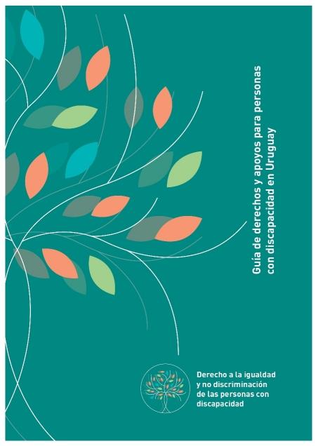 Guía de derechos y apoyos para personas con discapacidad en Uruguay