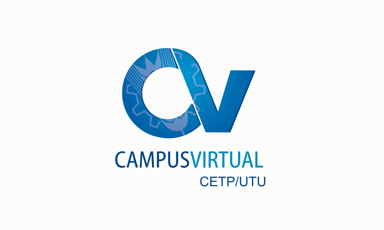 "Captura del video: ""El Campus Virtual de UTU alcanza los 14.000 usuarios""."